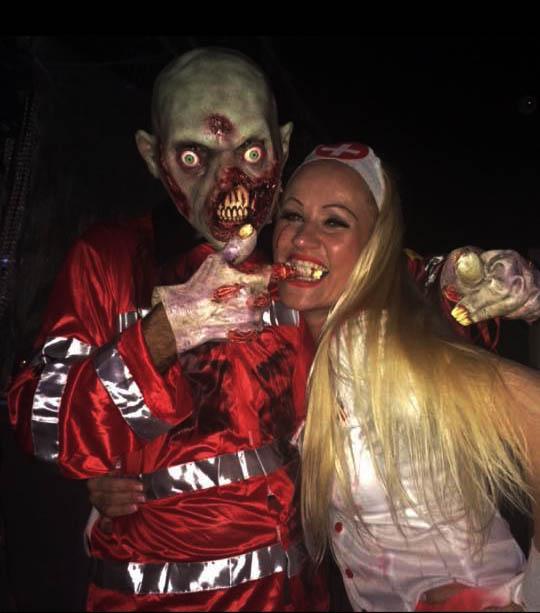 Sexy Halloween 2014
