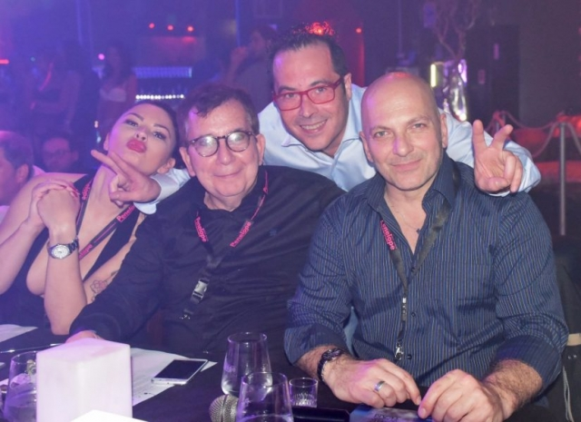 Casting Attori Porno Guest Franco Trentalance, Max Bellchhio, Valentine Demy