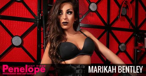 Marikah Bentley Domenica 29 e Lunedì 30 Aprile