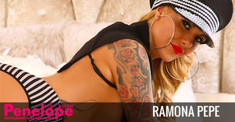 Ramona Pepe Live Venerdì 10 Agosto