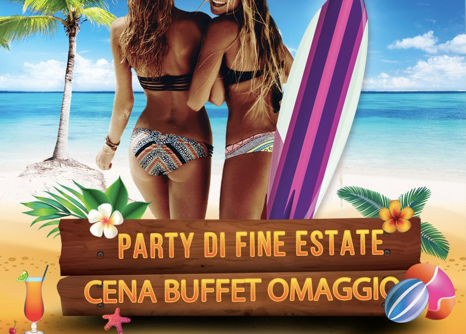 End Summer Party al Penelope