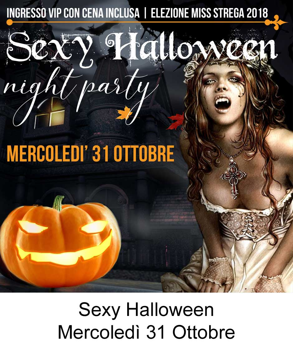 Sexy Halloween 2018 Night Party