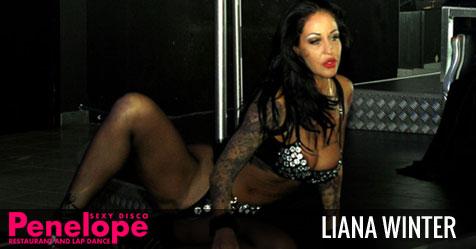 Liana Winter live al Penelope
