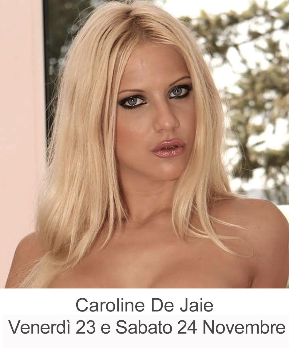 Caroline De Jaie dall'Ungheria al Penelope