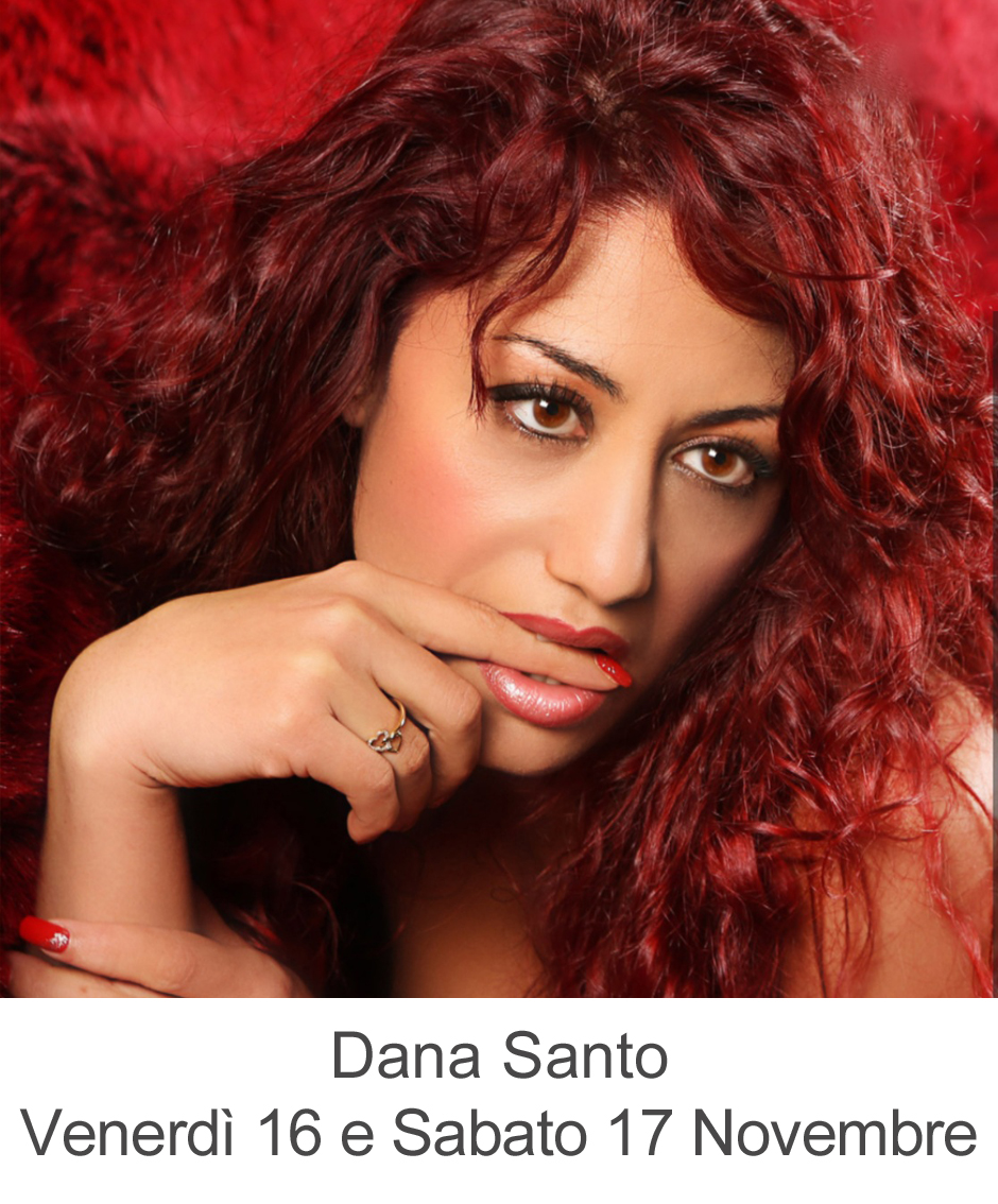 Dana Santo al Sexy Disco Penelope