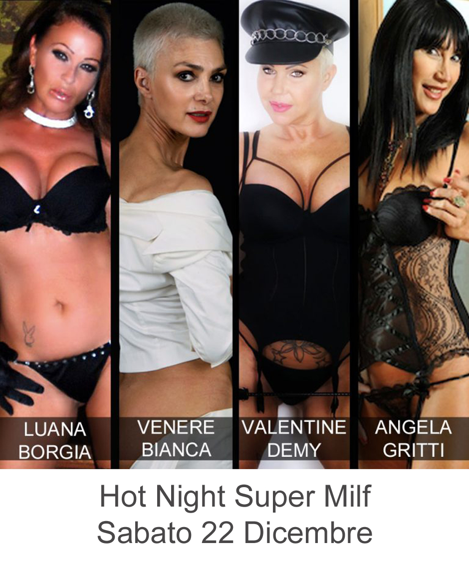Hot Night Super Milf al Penelope