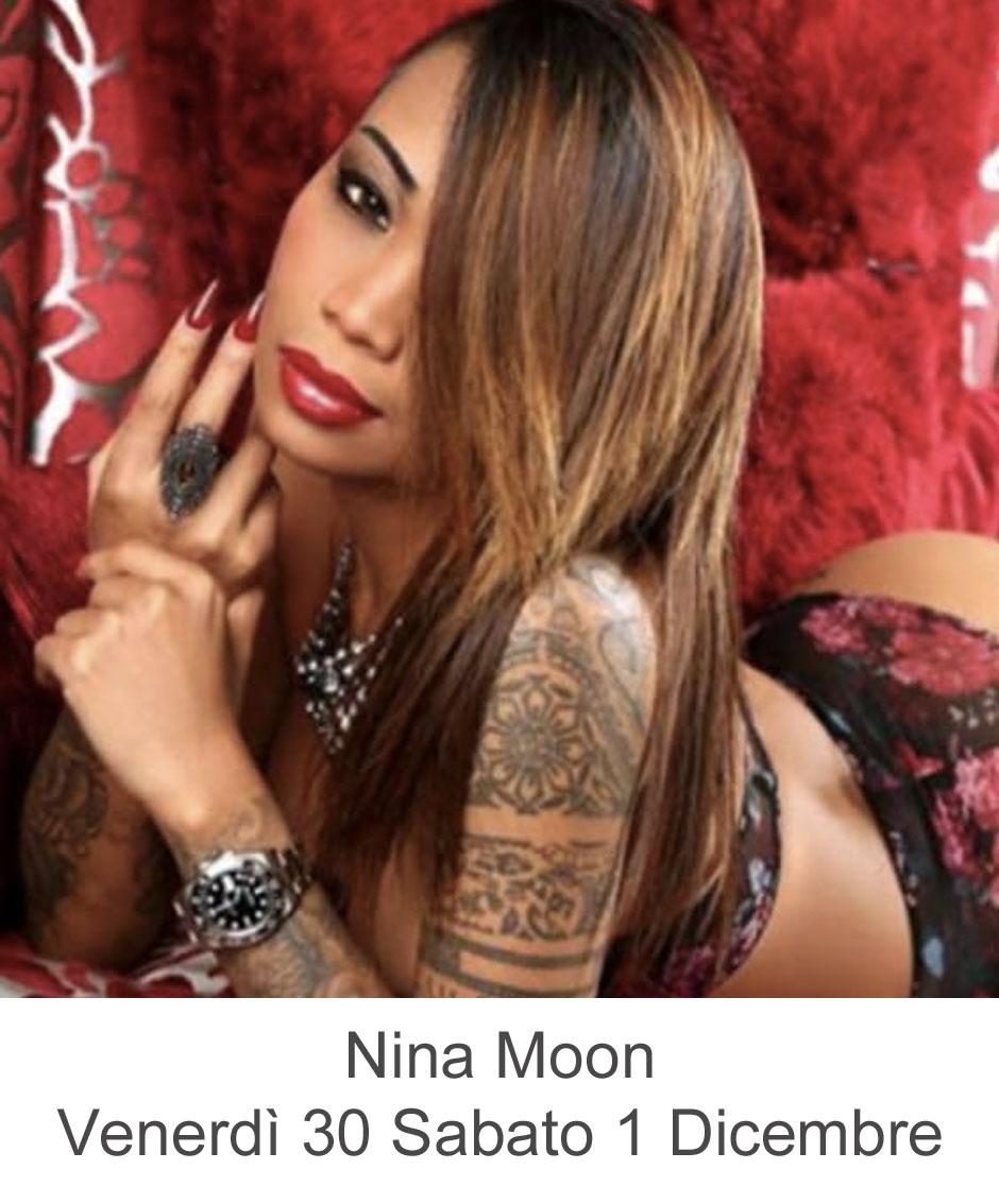 Nina Moon dalla Luna al Penelope