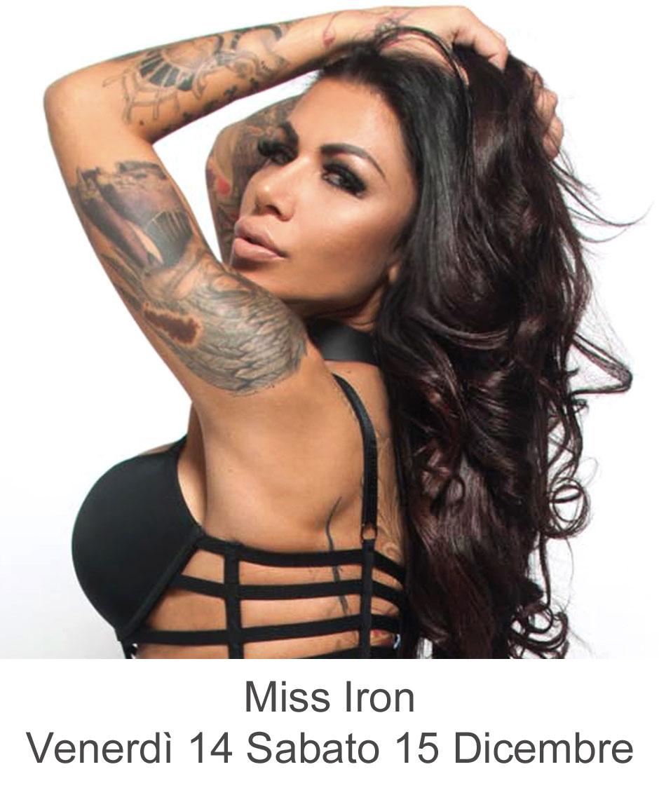 Miss Iron Live Show