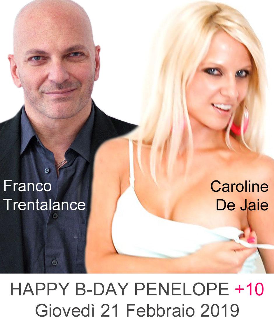 Buon Compleanno Penelope +10