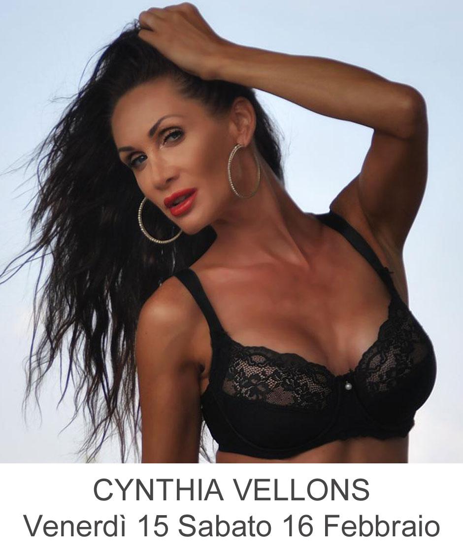 Cynthia Vellons Higt Top Pornostar