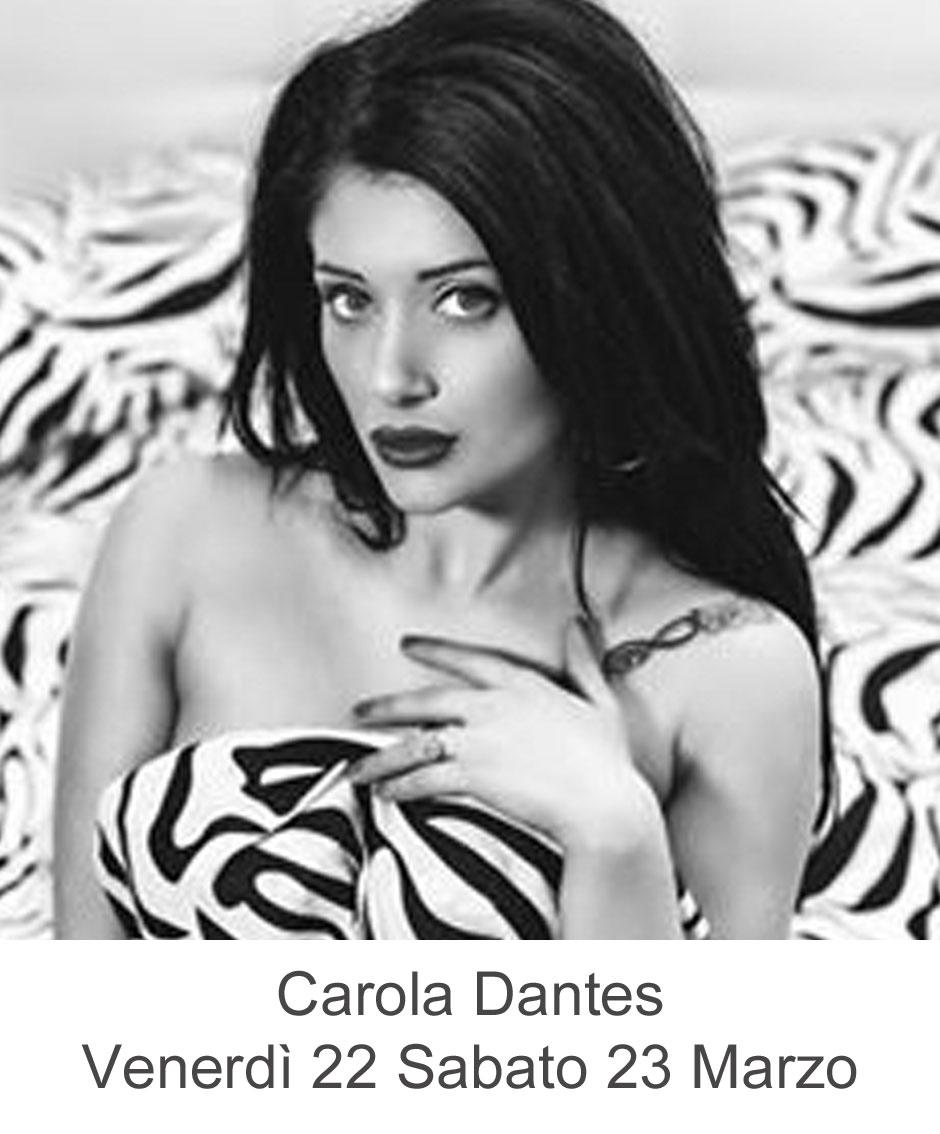 Carola Dantes night club Pisa