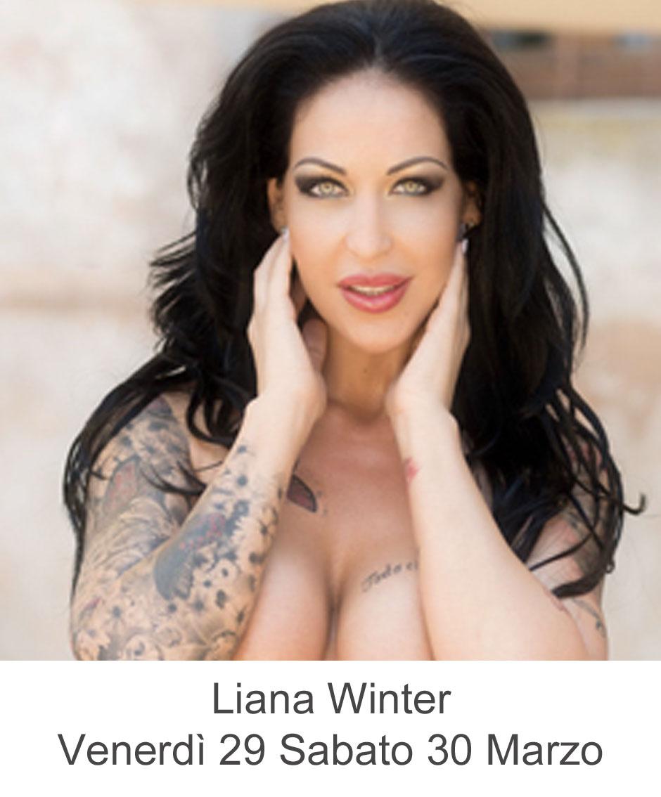 Liana Winter nightlife toscana