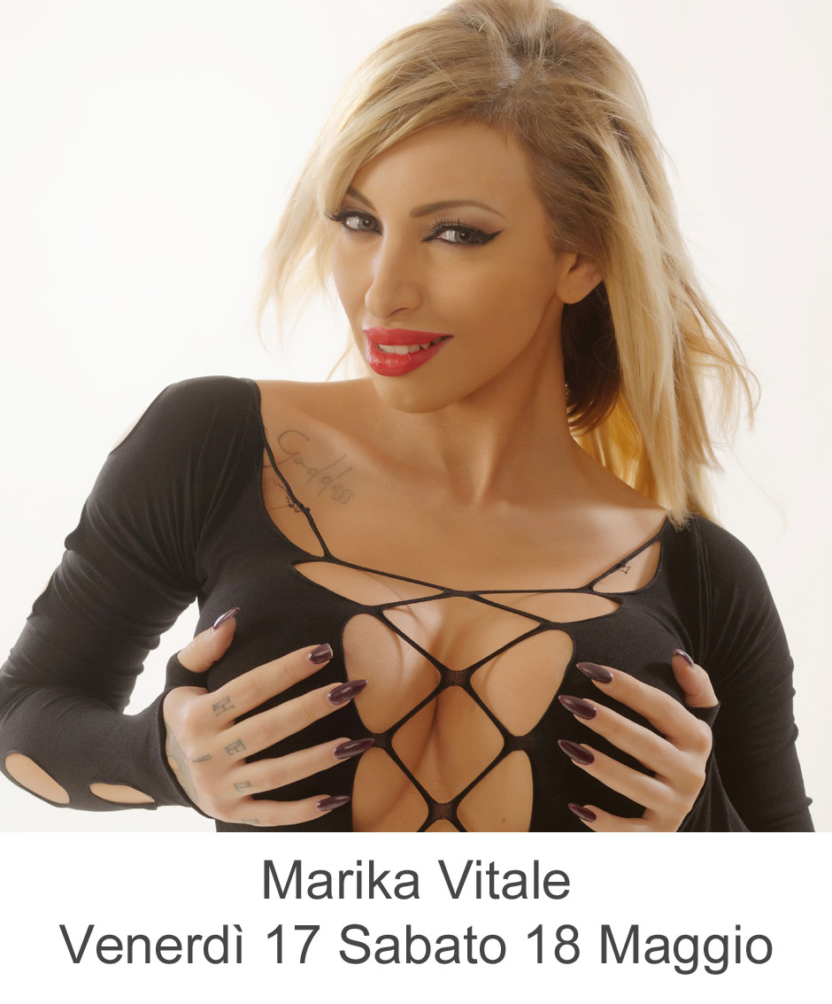 Marika Vitale lap dance night club toscana