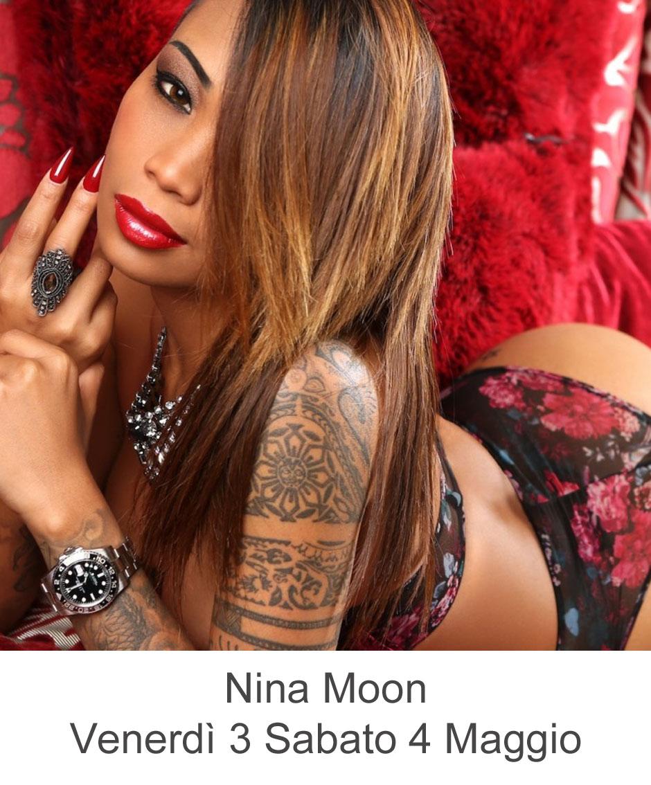 Nina Moon la Thai Pornostar al Penelope
