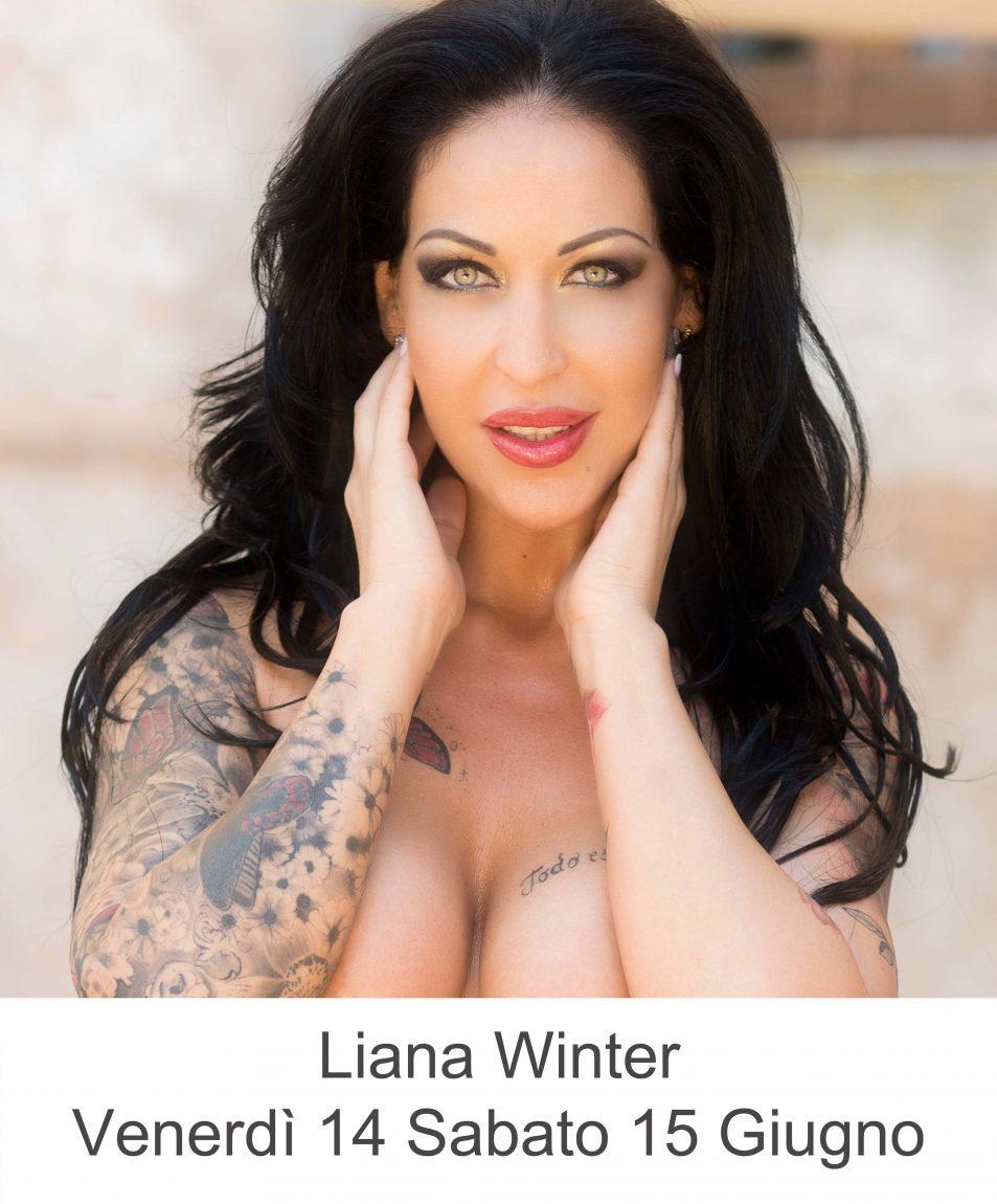 Liana Winter per un pazzo WeekEnd
