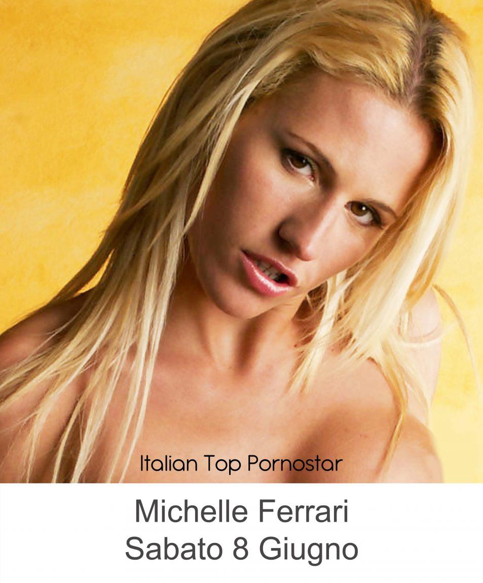 Michelle Ferrari al Sexy Disco Penelope Lap Dance Addio al Celibato