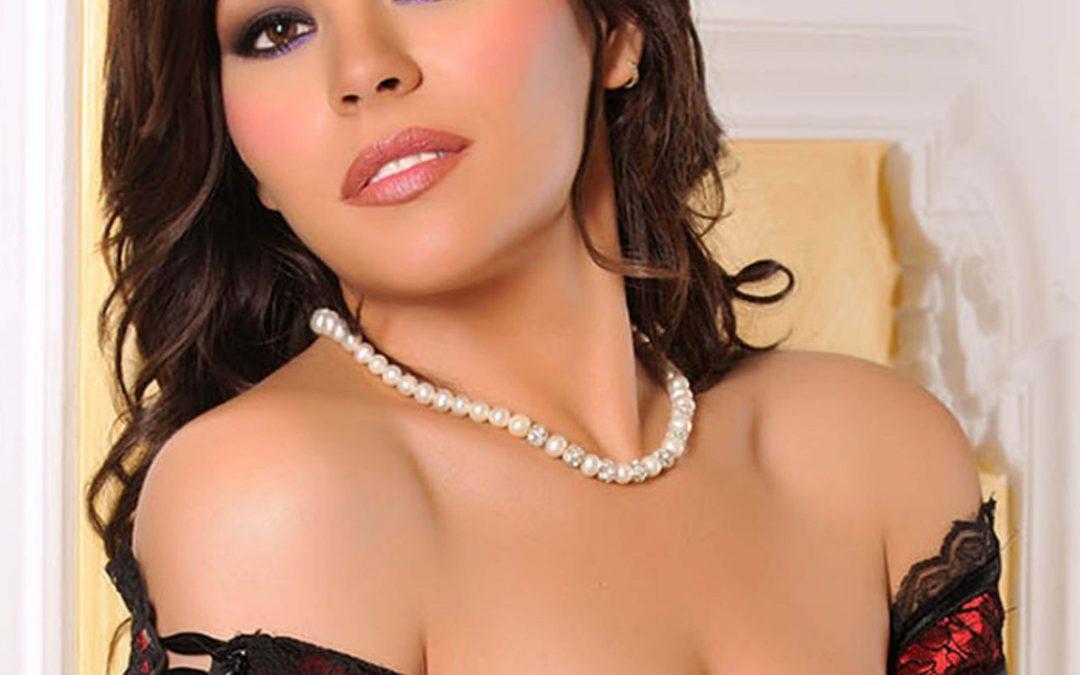 Valeria Borghese pornostar al Sexy Disco Penelope
