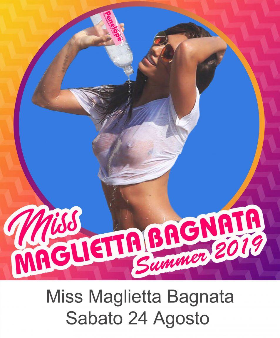 Miss Maglietta Bagnata 2019