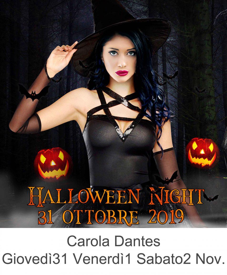 Halloween 2019 a Pontedera Pisa Festa in  maschera con Cena Horror