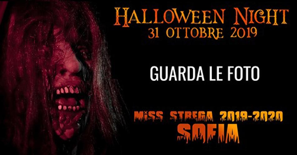 Halloween 2019 2020 Pontedera Pisa