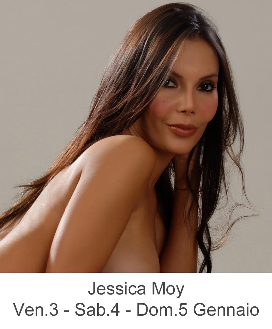 Jessica Moy Venerdì 3 Sabato 4 Domenica 5 Gennaio 2020
