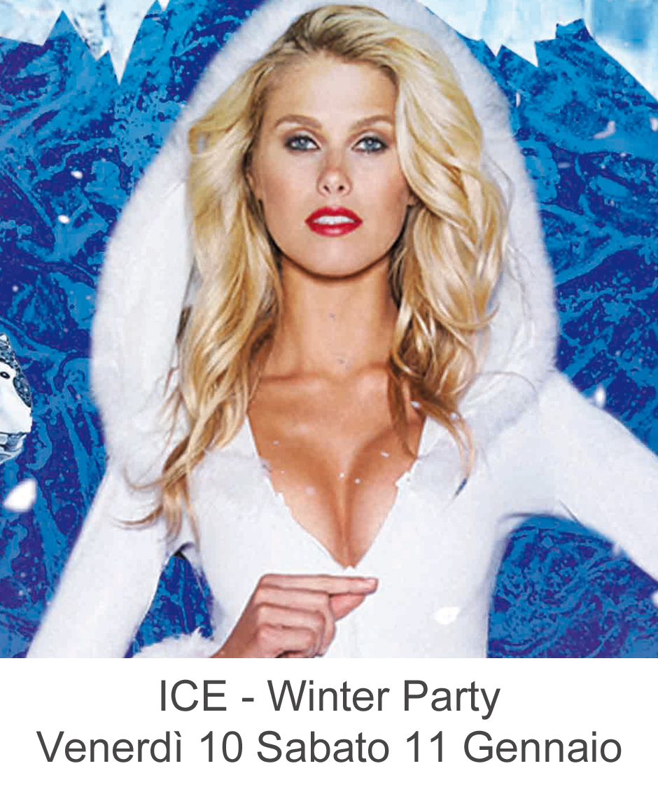 Ice Winter Party al Penelope Sexy Disco Pontedera Pisa