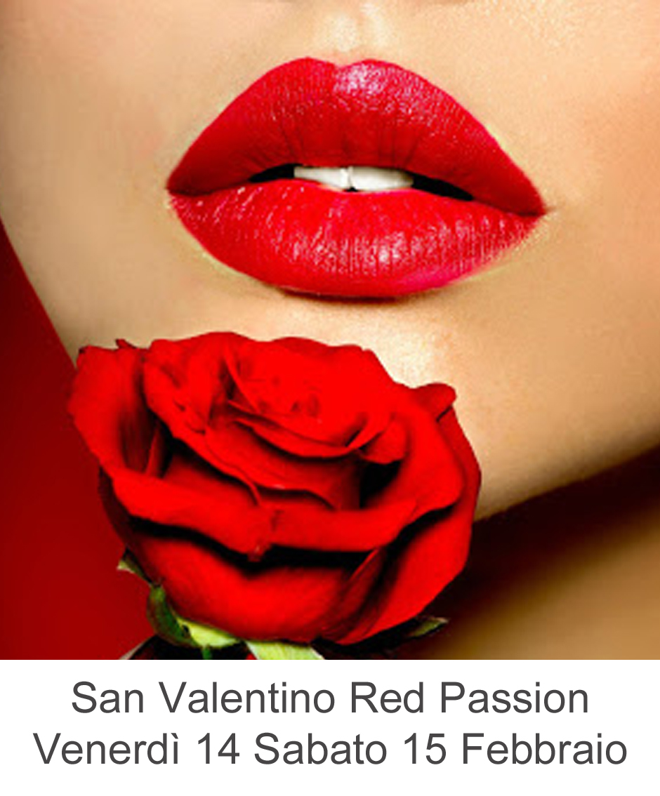 San Valentino 2020 Red Passion
