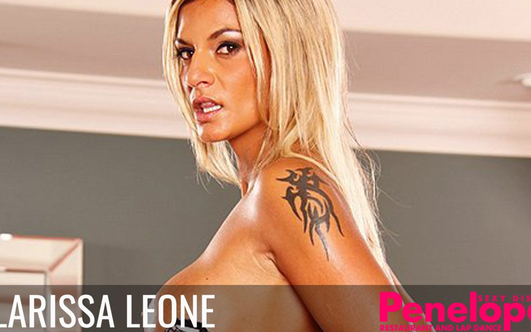 Pornostar Klarisa Leone Lap Dance, Night Club, Addio al Celibato Pontedera Pisa