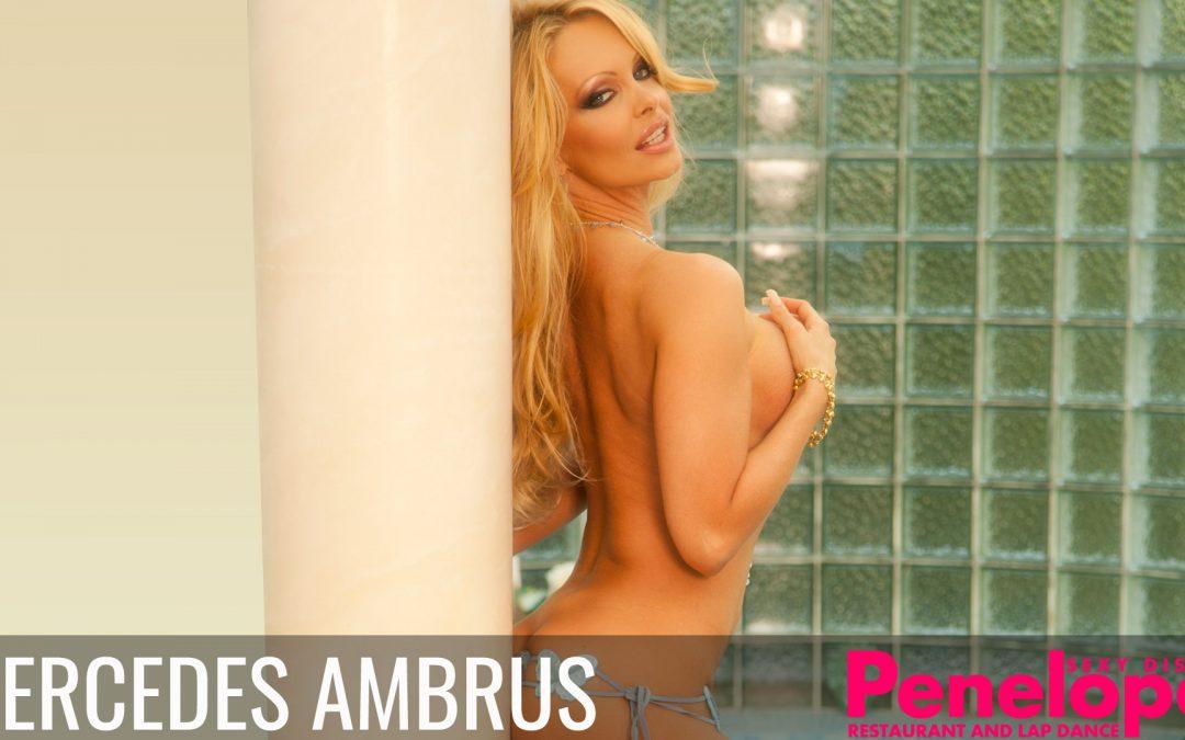 Pornostar Mercedes Ambrus