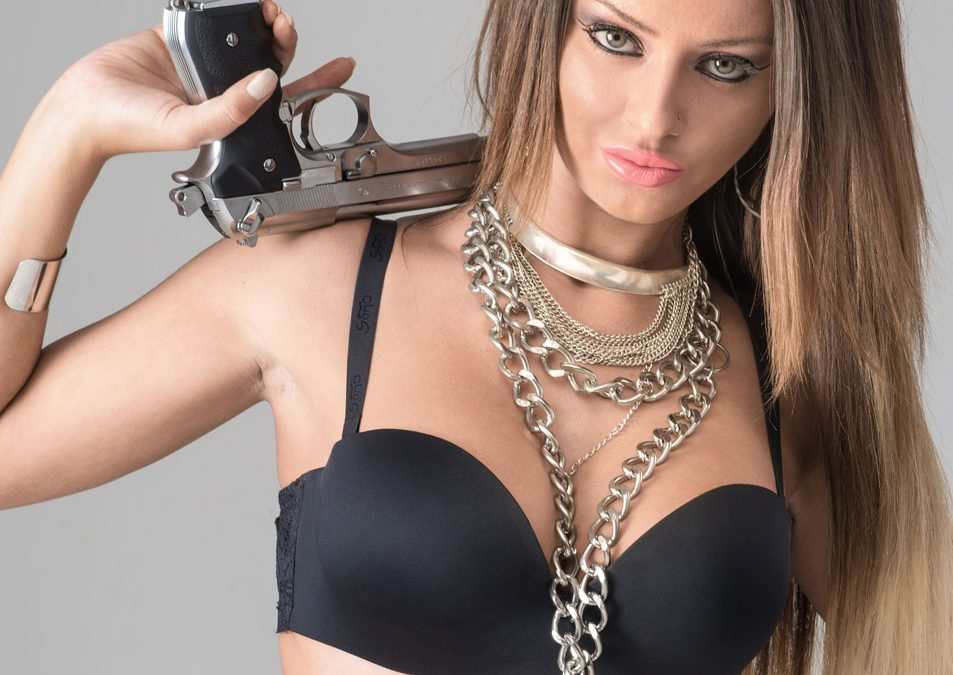 Cora Kait al Sexy Disco Penelope