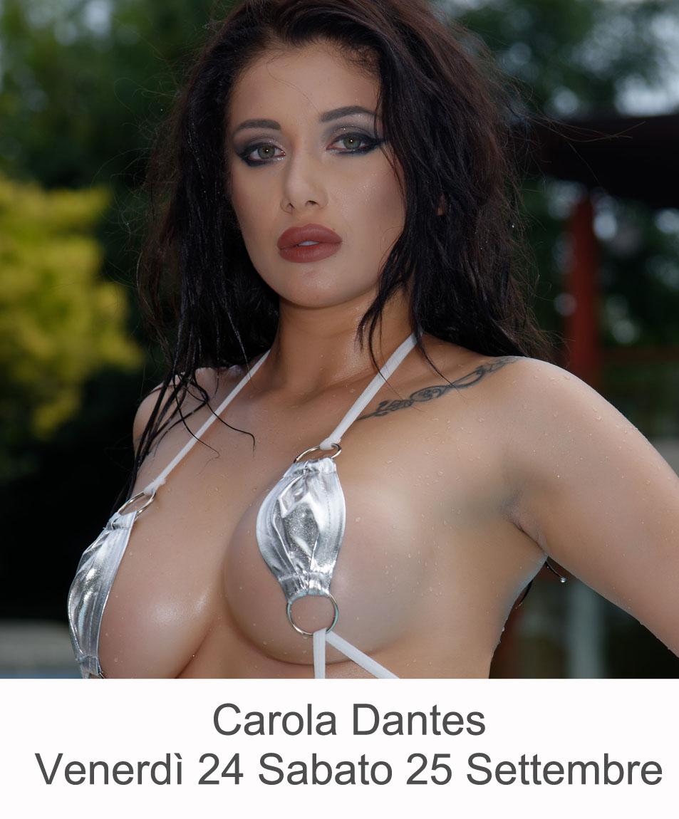 Carola Dantes Venerdì 24 Sabato 25 Settembre